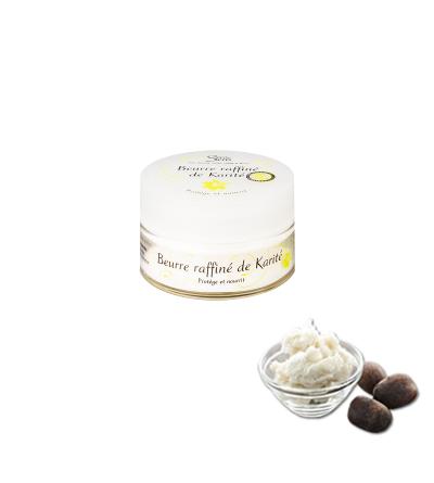 Beurre raffiné de Karité BIO - 15g