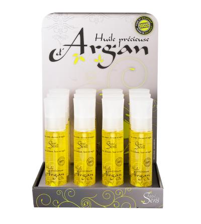 Huile précieuse d'Argan BIO 12 x 50 ml